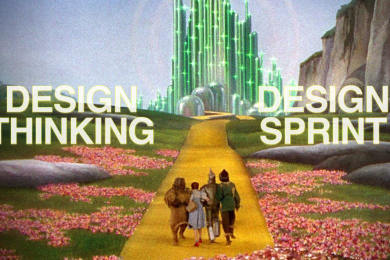 Design thinking vs design sprint